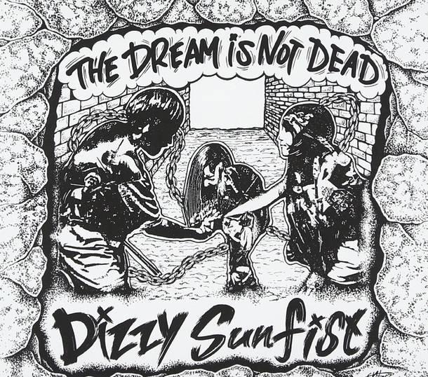 シングル「The Dream Is Not Dead」/Dizzy Sunfist