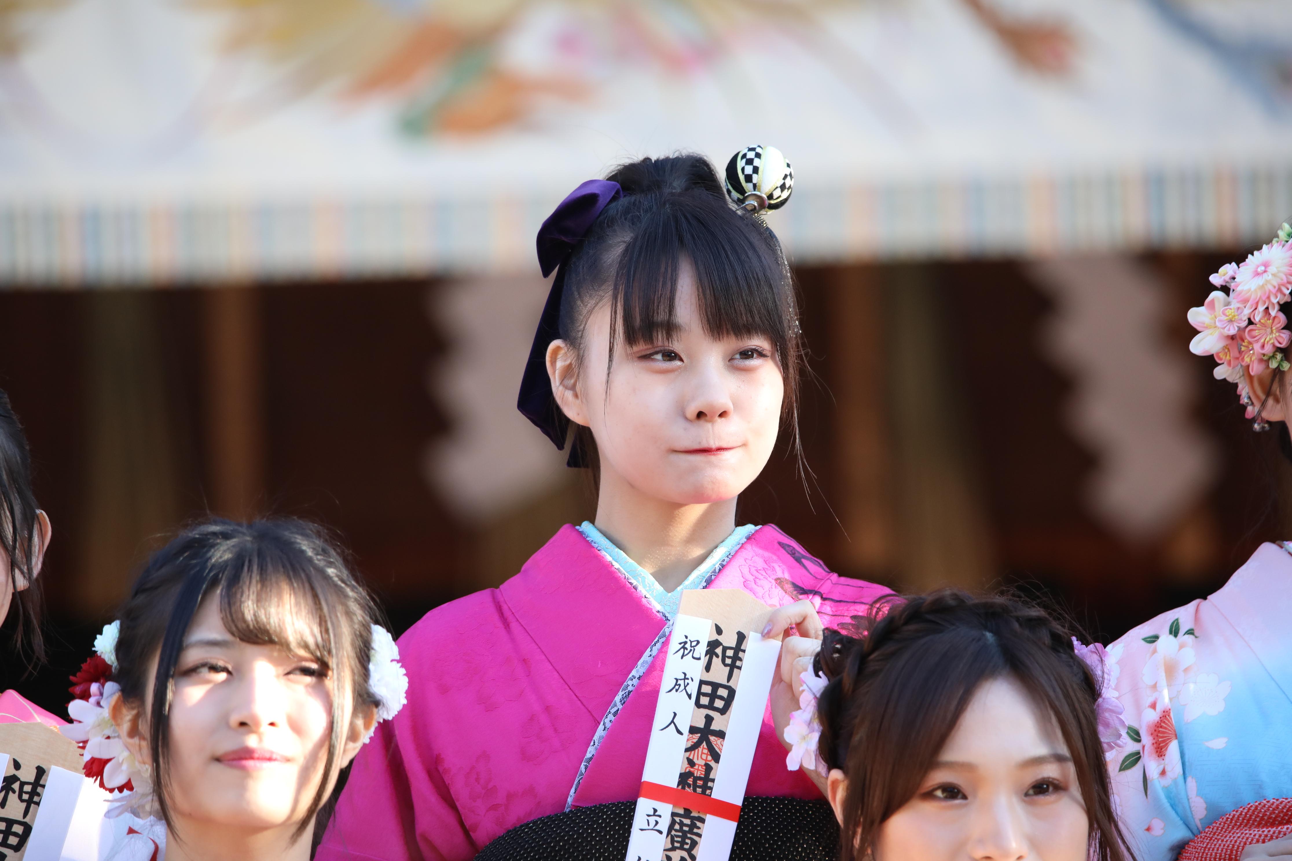 AKB48グループ成人式での立仙愛理