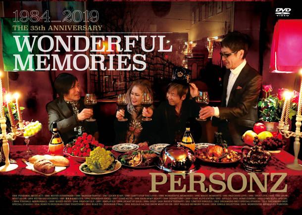 DVD『1984_2019 THE35th ANNIVERSARY WONDERFUL MEMORIES』