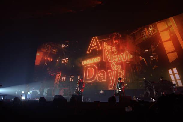 ポルノグラフィティ 横浜アリーナ公演