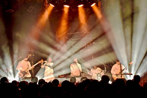 """【JYOCHO ライヴレポート】 『JYOCHO Oneman Tour 2019 """"美しい終末サイクル""""』 2019年3月9日 at 代官山UNIT"""
