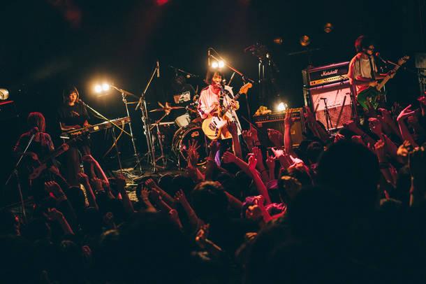 """【ネクライトーキー  ライヴレポート】 『ネクライトーキー「ONE!」 リリースツアー""""オーキートーキー!全国編「〆」""""』 2019年3月17日 at 渋谷WWW"""