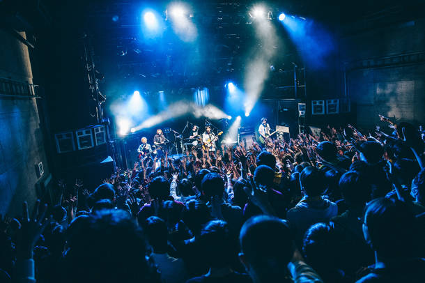 2019年3月17日 at 渋谷WWW