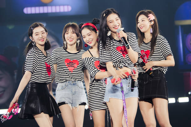 "『Red Velvet ARENA TOUR in JAPAN""REDMARE""』"