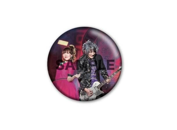 Blu-ray『angelaのデビュー15周年記念ライヴ!!とAll Time Best Liveが両方入ったBlu-ray』オリジナル特典Blu-ray『angelaのデビュー15周年記念ライヴ!!とAll Time Best Liveが両方入ったBlu-ray』オリジナル特典【楽天ブックス:缶バッジ】