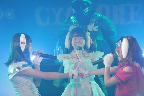3月23日@渋谷CYCLONE