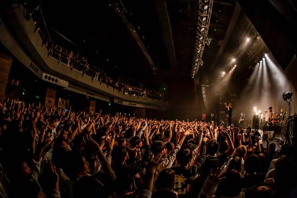 2019年3月24日 at TSUTAYA O-EAST