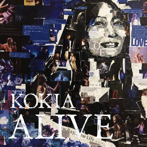アルバム『ALIVE -The live history-』