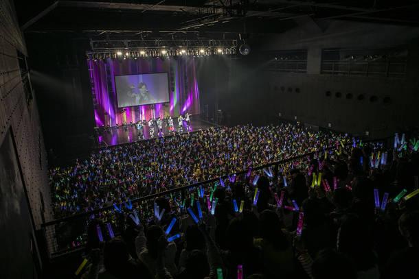 3月28日@Zepp DiverCity(TOKYO)