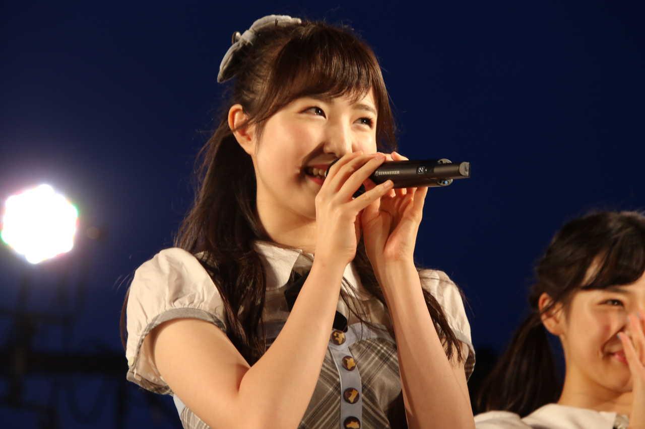 AKB48チーム8時代の本田仁美