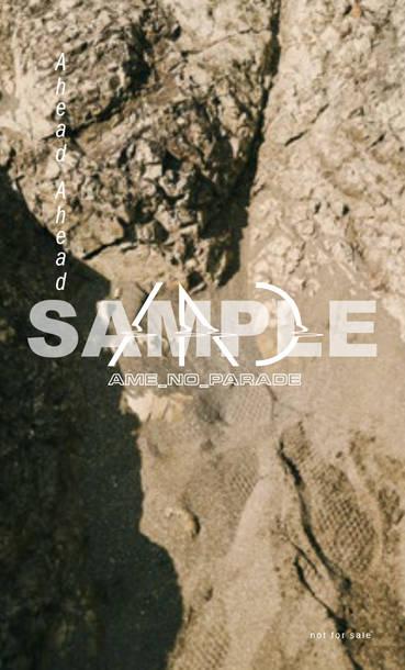 シングル「Ahead Ahead」オリジナル特典:Amazon.co.jp限定特典