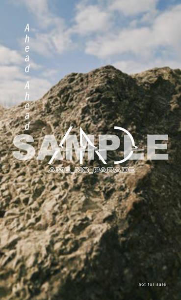 シングル「Ahead Ahead」オリジナル特典:HMV全国各店 / HMV&BOOKS online限定特典