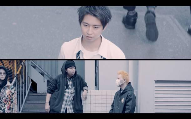 「high skrrr boyz」MV