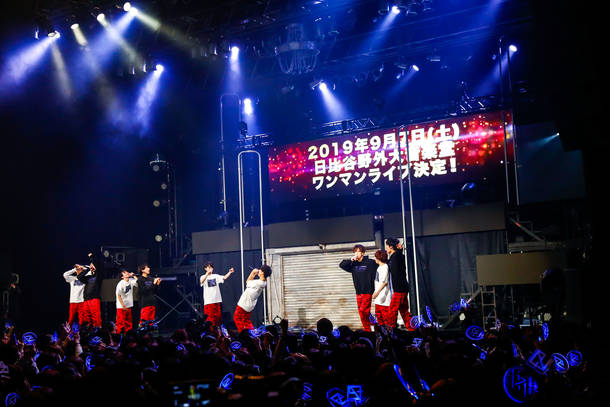 4月3日@Zepp Tokyo