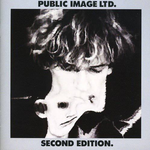 『Second Edition』('79)/Public Image Ltd