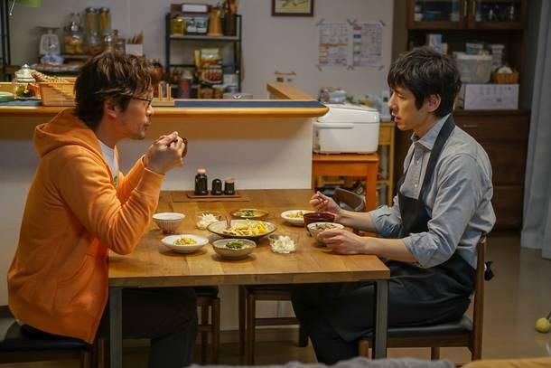 ドラマ『きのう何食べた?』 (C)「きのう何食べた?」製作委員