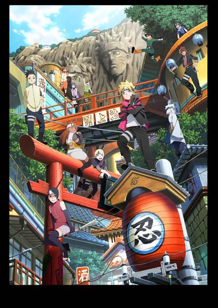 『BORUTO-ボルト- NARUTO NEXT GENERATIONS』 (c)岸本斉史 スコット/集英社・テレビ東京・ぴえろ