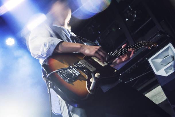 4月6日@渋谷WWW(サイダーガール) Photo by ハヤシサトル