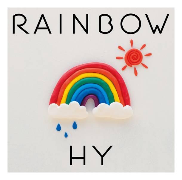 アルバム『RAINBOW』【通常盤】(CD)