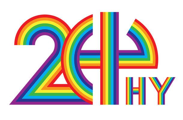 HY 20周年記念ロゴ