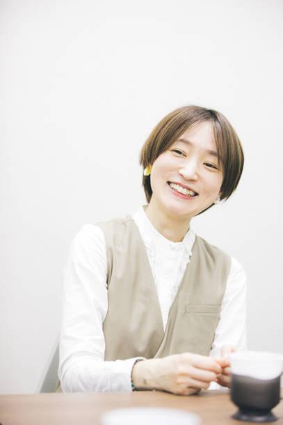 安藤裕子 インタビュー写真