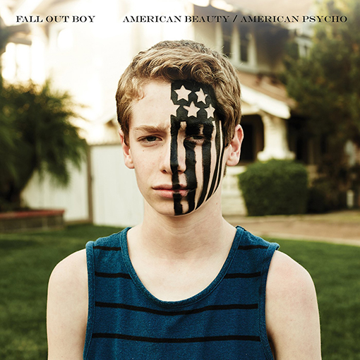 「Centuries」収録アルバム『American Beauty_American Psycho』/Fall Out Boy
