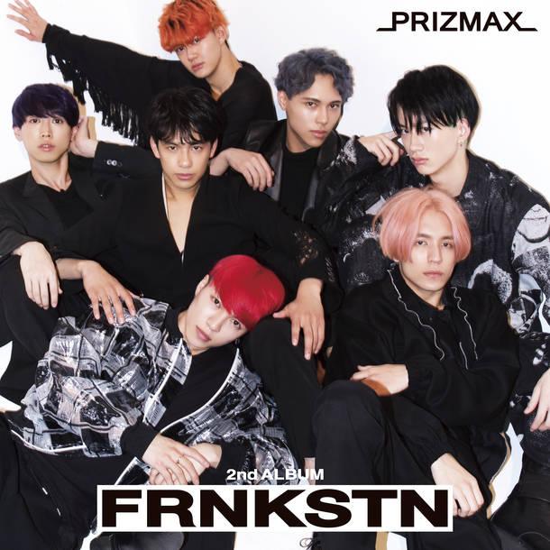 アルバム『FRNKSTN』【初回限定盤A(2CD)】