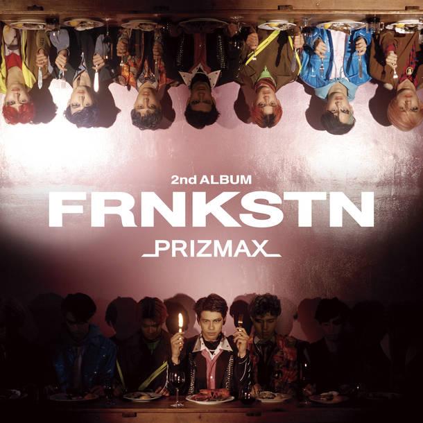 アルバム『FRNKSTN』【初回限定盤B(Blu-ray付)】