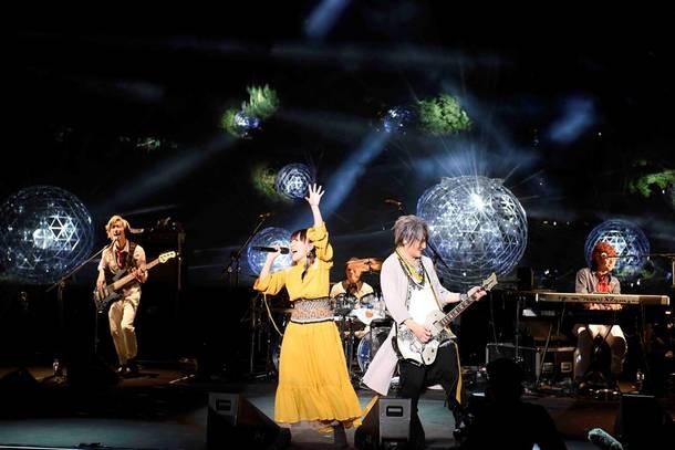 『angela 15th Anniversary Live』 (2018年5月19日@河口湖ステラシアター)