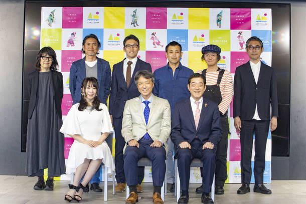 4月15日(月)@『えひめさんさん物語制作発表会』