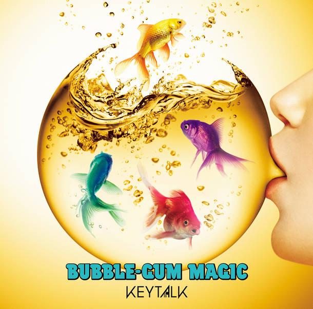 シングル「BUBBLE-GUM MAGIC」【初回生産限定盤】