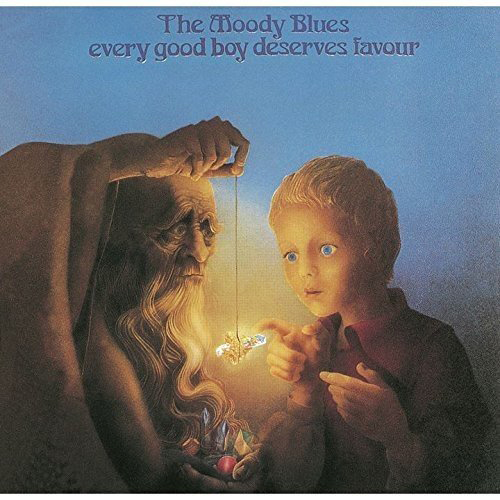『Every Good Boy Deserves Favour』('71)/The Moody Blues