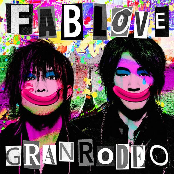 アルバム『FAB LOVE』【通常盤】