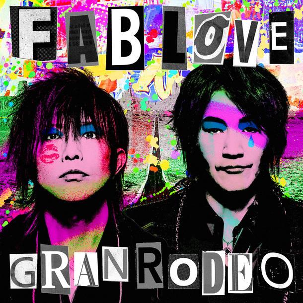 アルバム『FAB LOVE』【初回限定盤(Blu-ray付)】