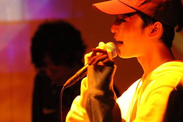 4月21日@渋谷HARLEM