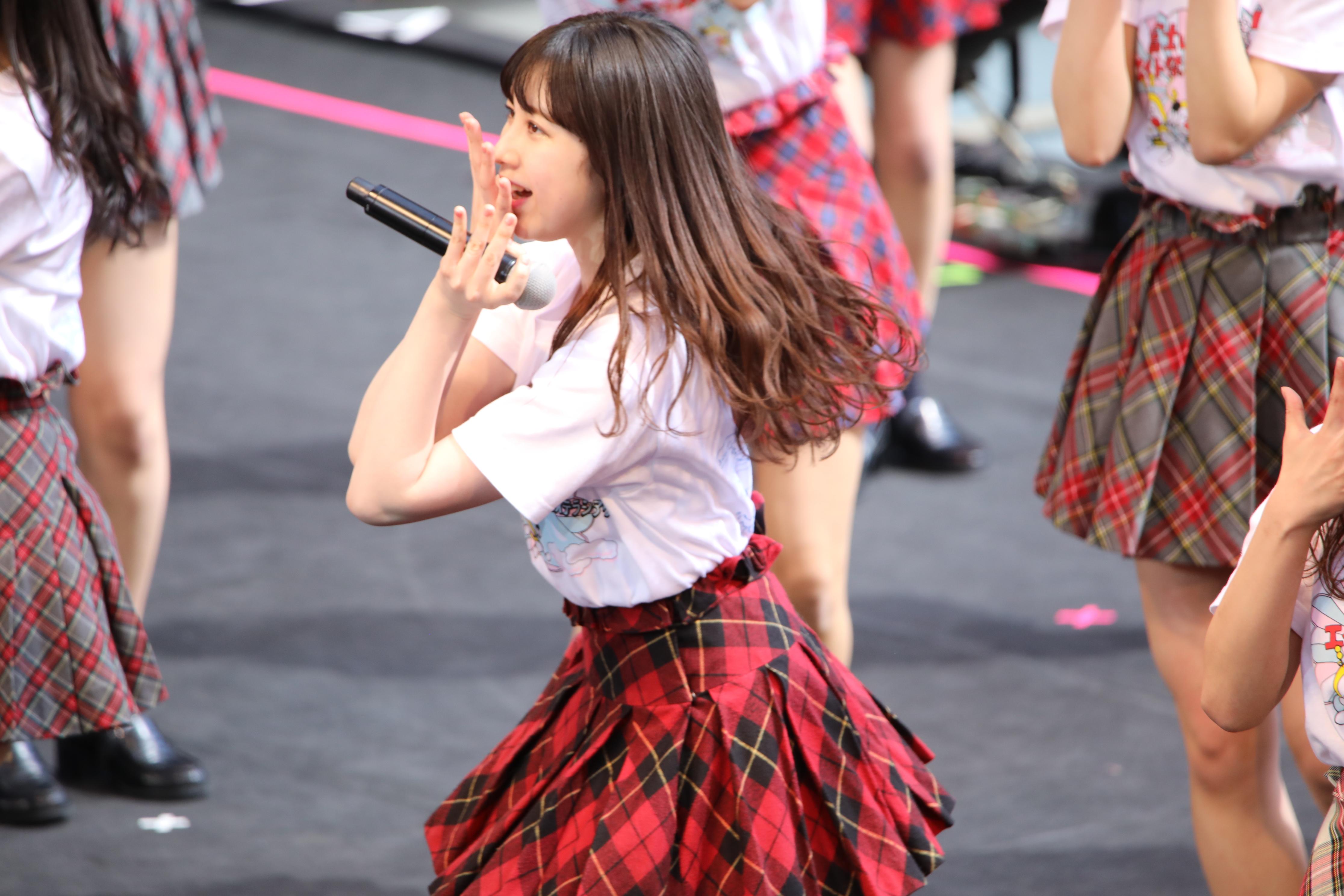 永野芹佳(チーム8結成5周年コンサート)