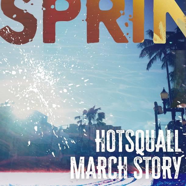 シングル「March Story」