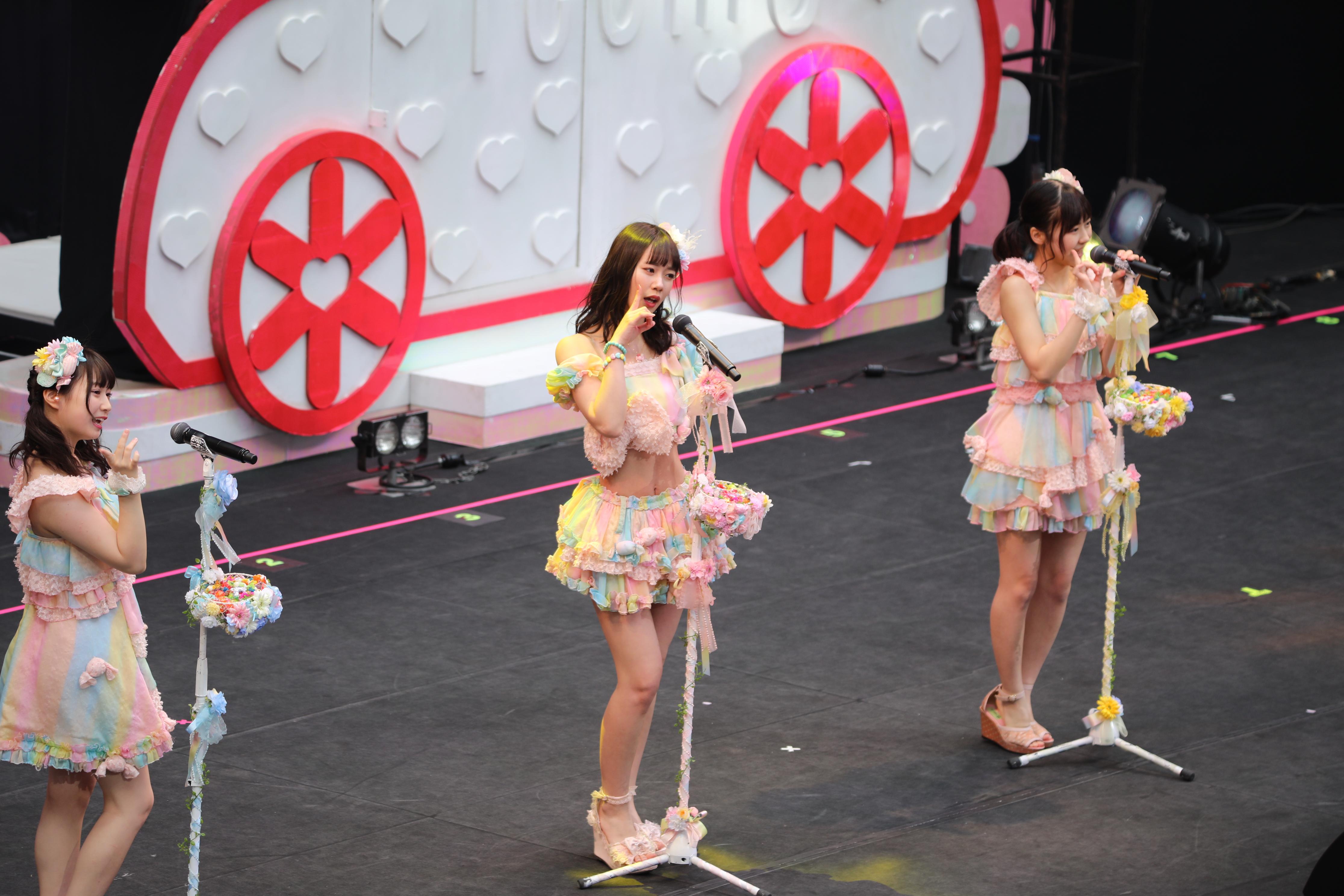 チーム8結成5周年コンサートの『キャンディ』