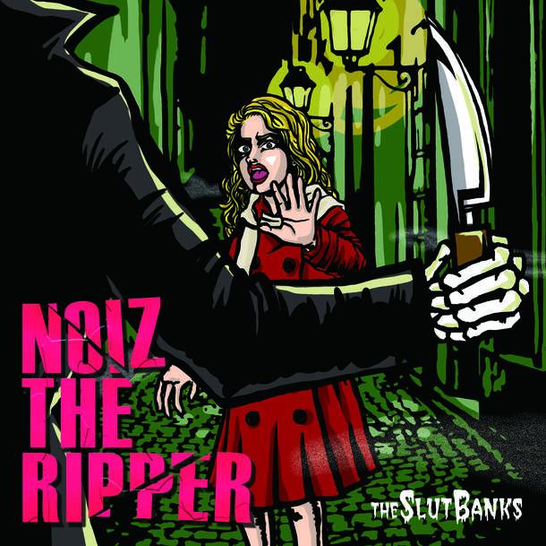 アルバム『NOIZ THE RIPPER』