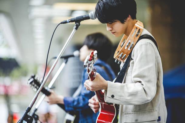 4月27日@大宮アルシェ photo by 鈴木友莉
