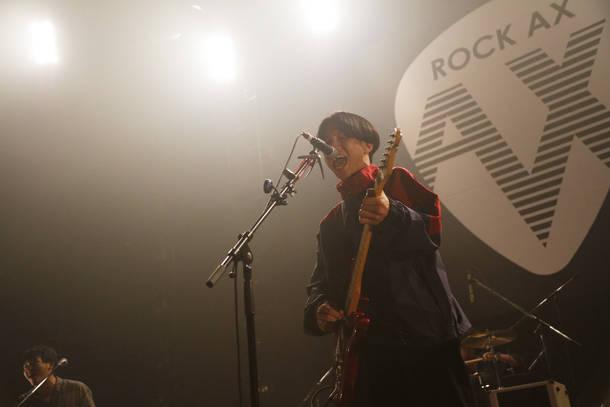 18日@『ROCK AX  Vol.2』(マカロニえんぴつ)