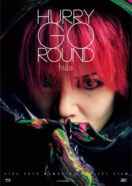 Blu-ray&DVD『HURRY GO ROUND』