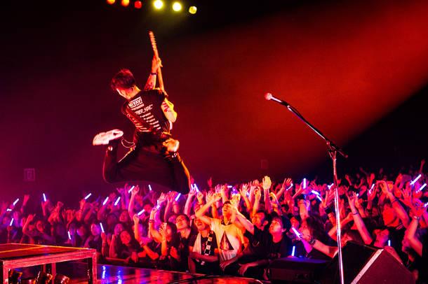 5月4日@Zepp Nagoya photo by Yusuke Okada