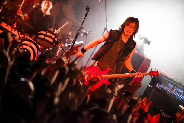 5月5日@新宿BLAZE photo by Rina Asahi