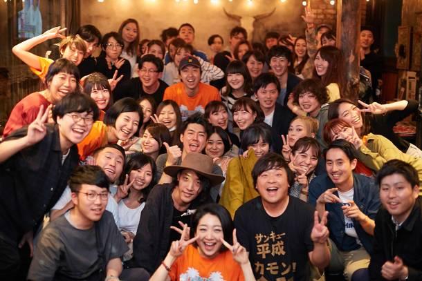 4月30日@『#平成エモーショナル』 Photo by Hide Watanabe