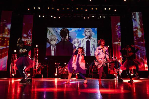 """【angela ライヴレポート】 『angela Asia Tour 2019  """"aNI-SONG""""』 2019年5月2日  at 舞浜アンフィシアター"""