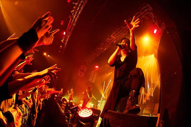 5月7日(火)@東京・Zepp DiverCity photo by 田辺佳子