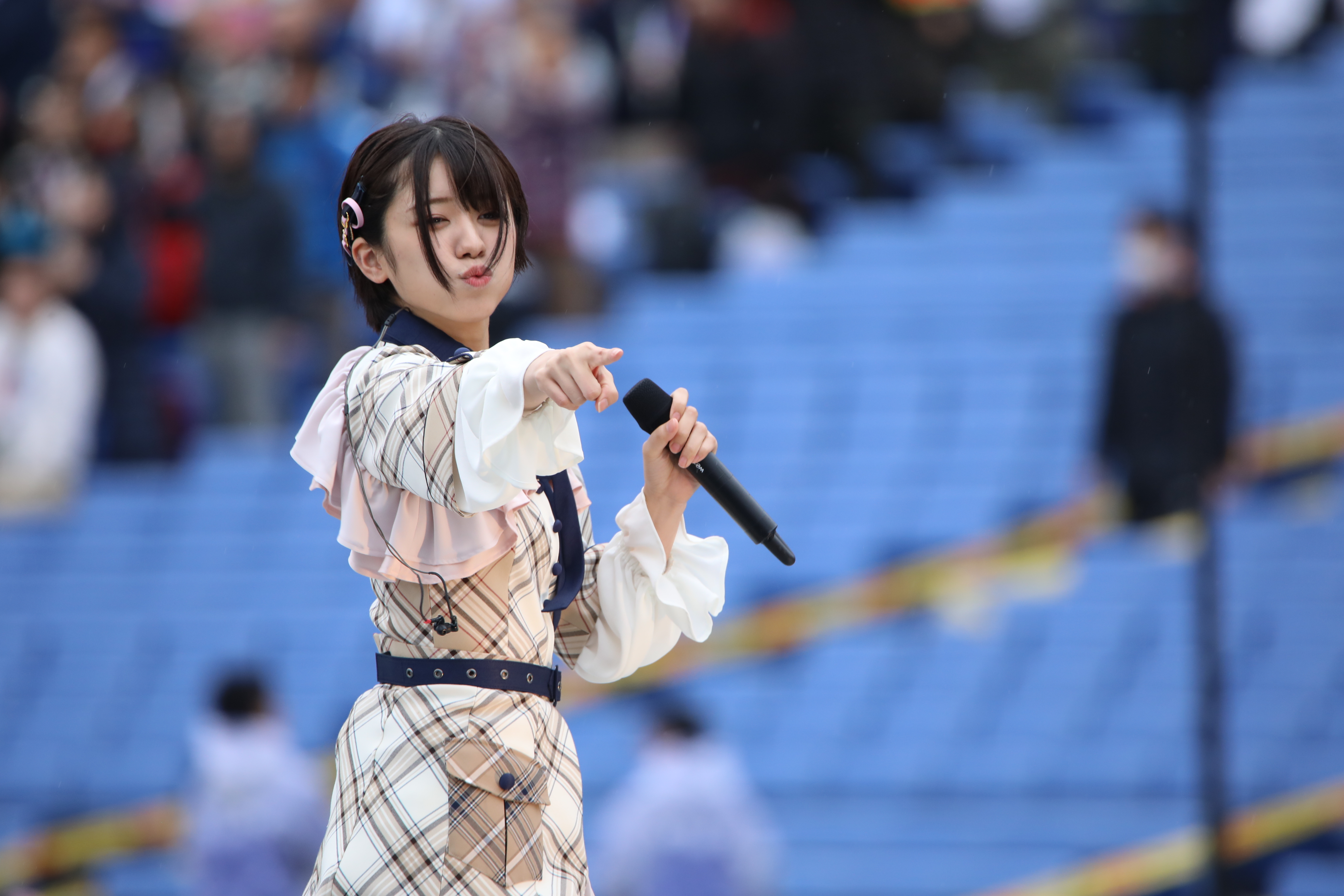 AKB48春フェスでの大西桃香