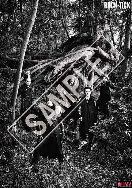 シングル「獣たちの夜/RONDO」HMV全国各店/ HMV & BOOKS online限定特典:B2ポスター