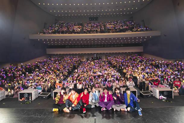 5月12日@東京・昭和女子大学人見記念講堂